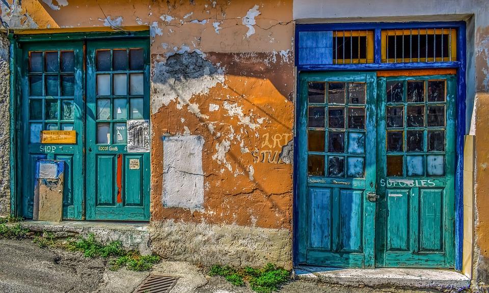 Architecture, Door, Doorway, Entrance, Facade, House