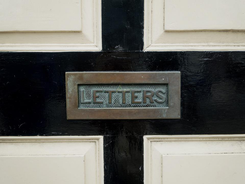 Architecture, Door, Entrance, Frame, House, Letters