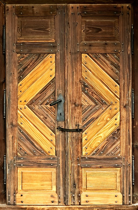 Free photo Entrance Orthodox Church The Door Wooden Doors Wood ...