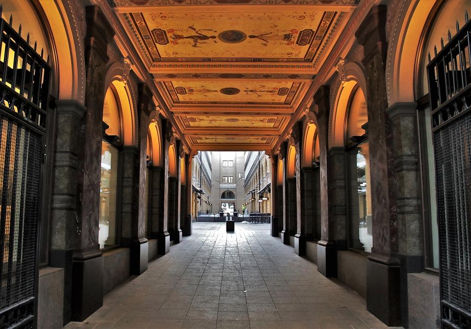 Helsinki, Gateway, Entrance, Target, Portal, Arcade