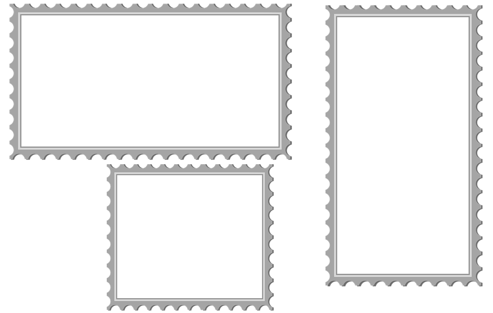 Postage Stamps, Brands, Letters, Write, Envelope, Post