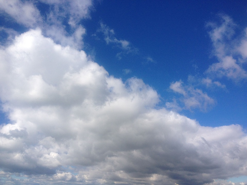 Clouds, Sky, Cloudy, Environment, Day, Air, Weather