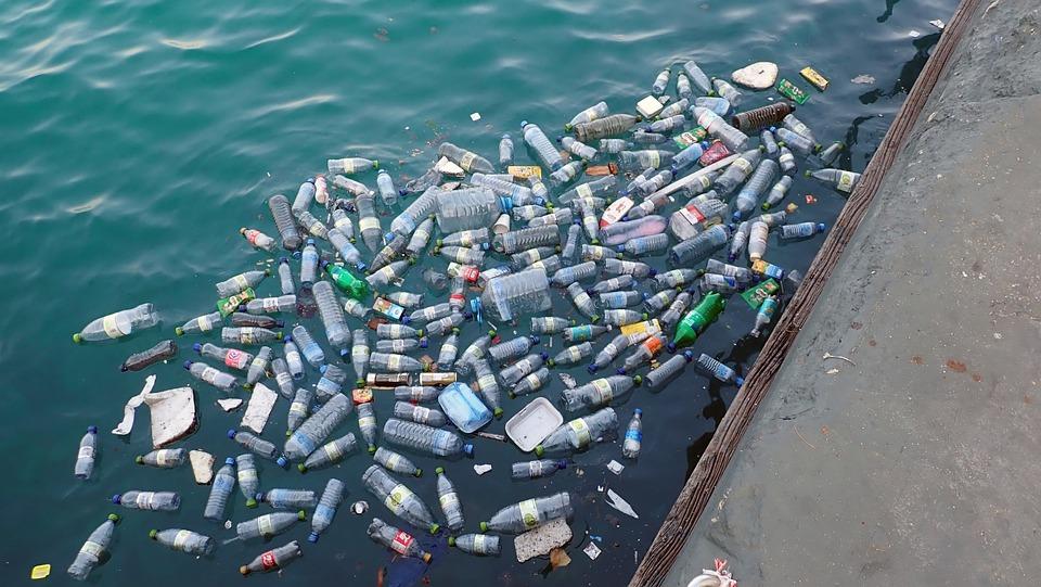 Plastic, Contamination, Garbage, Waste, Environment
