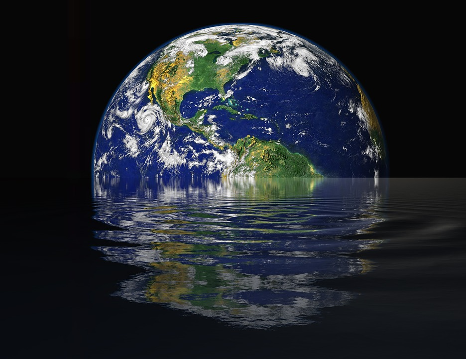 Earth, Climate Change, Environment, Climate, Humanity