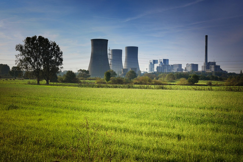 Environment, Pollution, Sky, Energy, Panorama, Industry