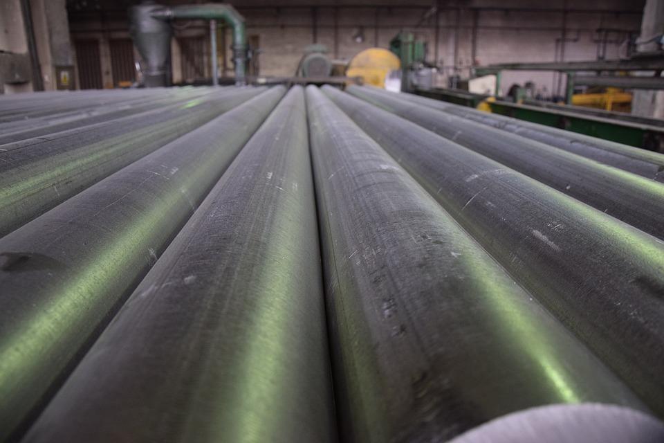 Plant, Aluminium, Production, Russia, Equipment