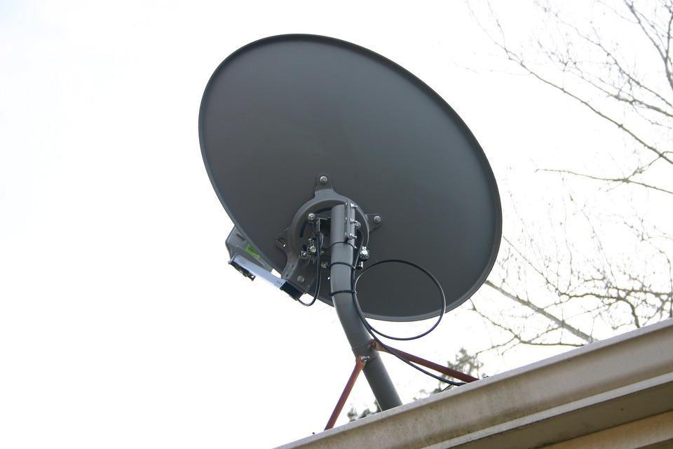 Television, Satellite, Antenna, Equipment, Wireless