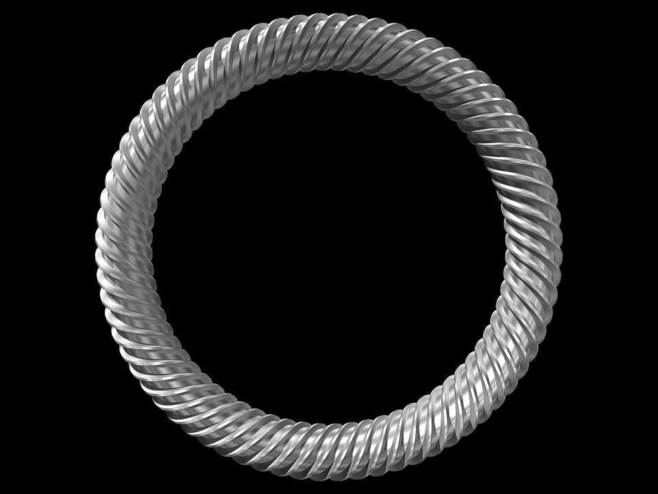 Coil, Metal, Steel, Industrial, Industry, Equipment