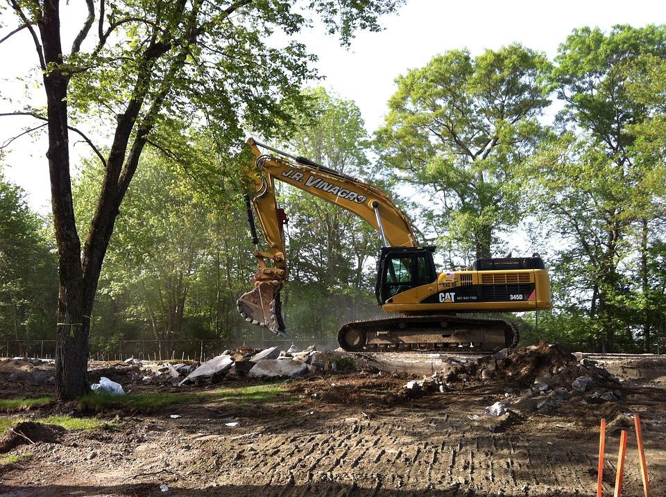 Excavation, Equipment, Construction, Digging
