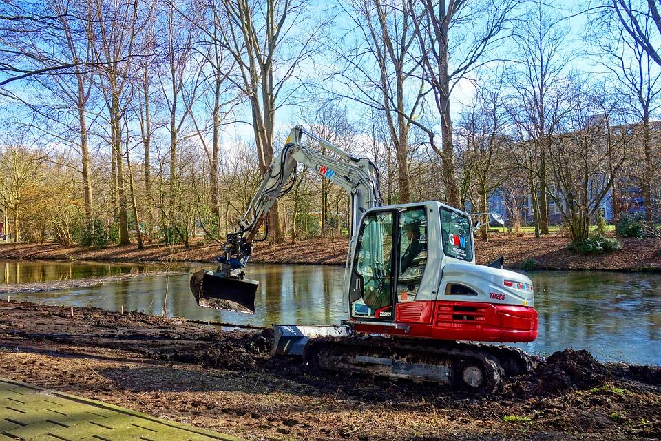 Excavator, Excavation, Machine, Equipment, Hydraulic