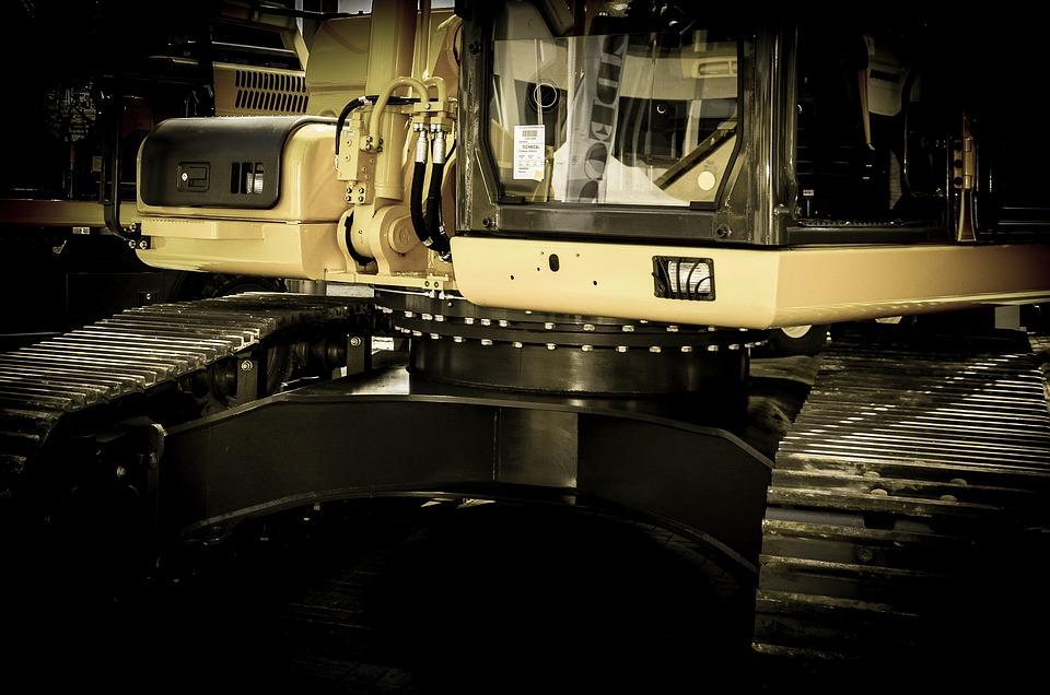 Caterpillar, Equipment, Construction, Heavy, Work