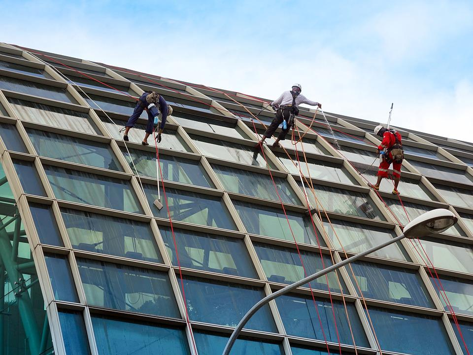 Rappelling, Rope, Safety, Security, Climbing, Equipment