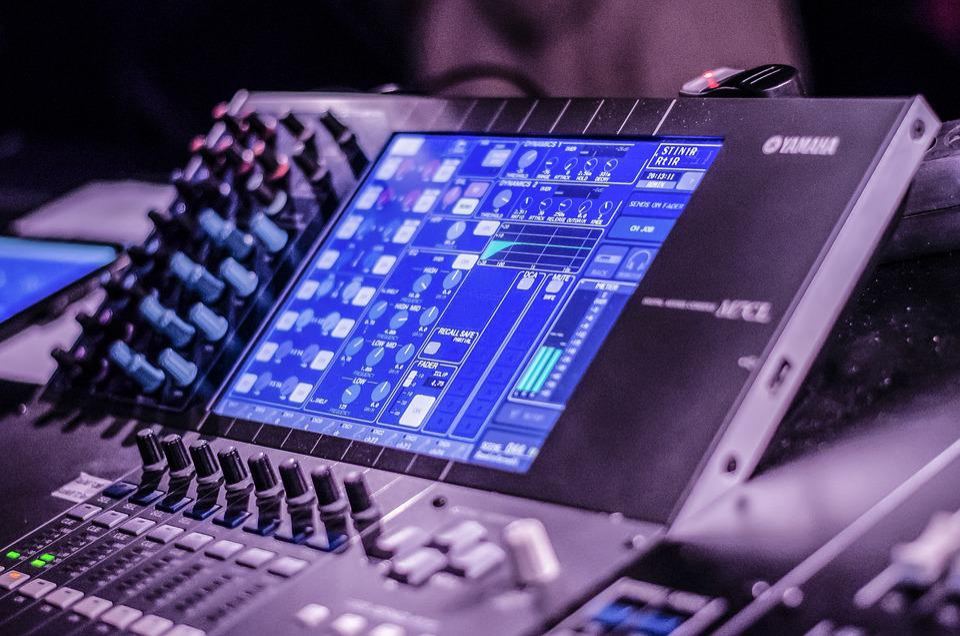 Mix, Music, Mixer, Sound, Dj, Equipment, Stereo