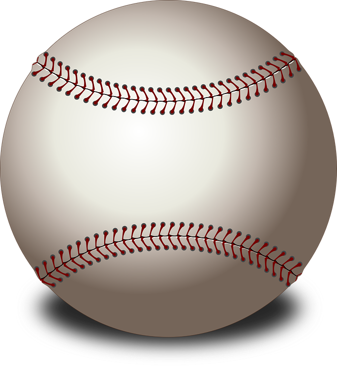 Baseball, Ball, Sports, Equipment, Seam, Stitches