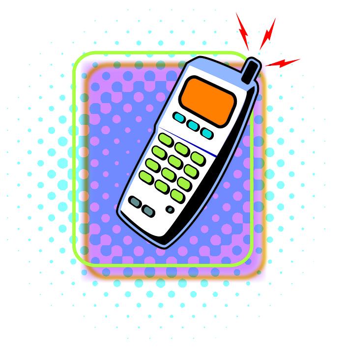 Display, Equipment, Technology, Cellular Telephone