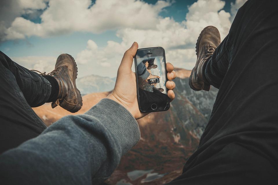 Mobile Phone, Phone, Apple, Equipment, Technology