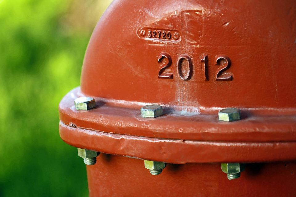 Fire Hydrant, Water, Red, Fire, Hose, Equipment