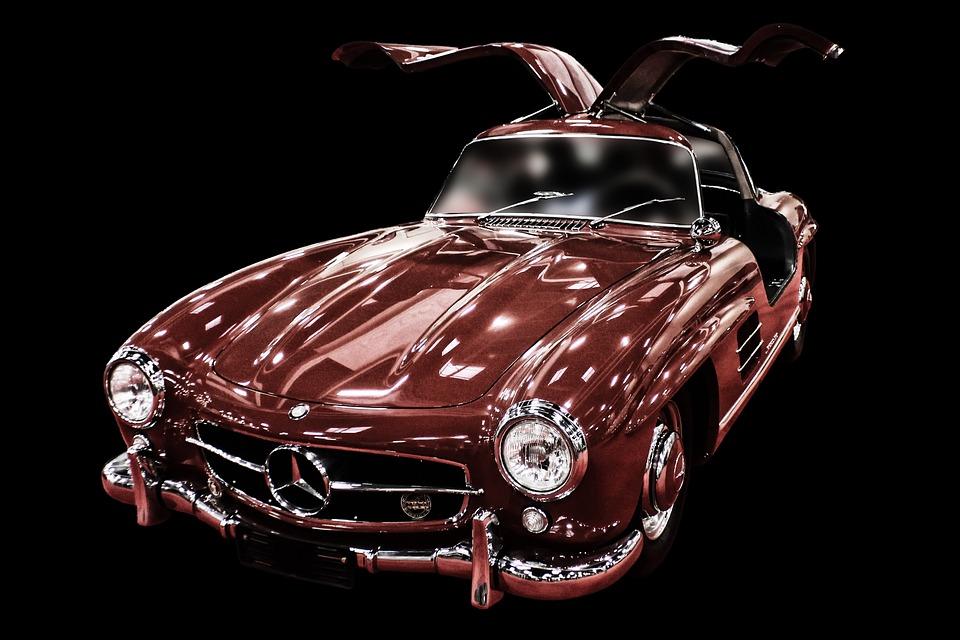 Auto, Vintage, Vintage Car, Machine, Car, Vehicle, Era