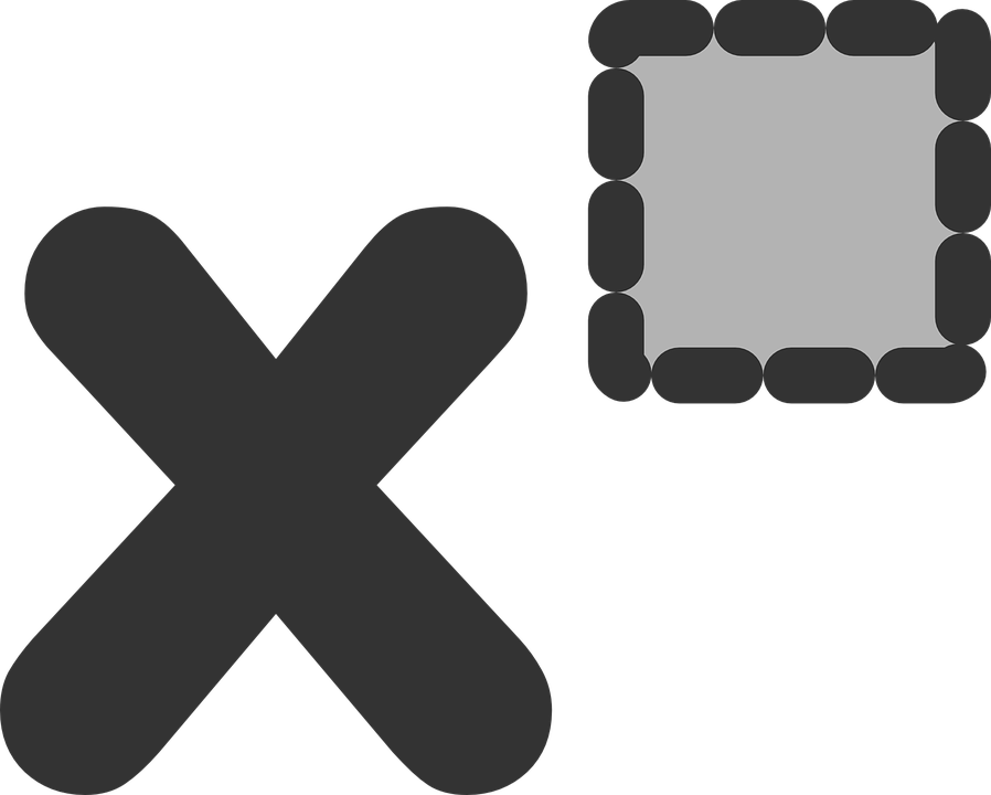 Erase, Eraser, Icon, Symbol