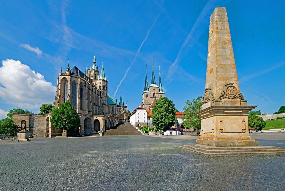 Erfurt Cathedral, Cathedral Square, Erfurt