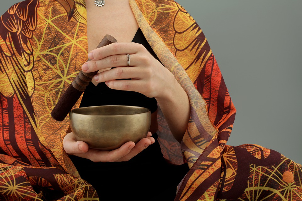 Meditation, Singing Bowl, Sound, Esoteric, Healing