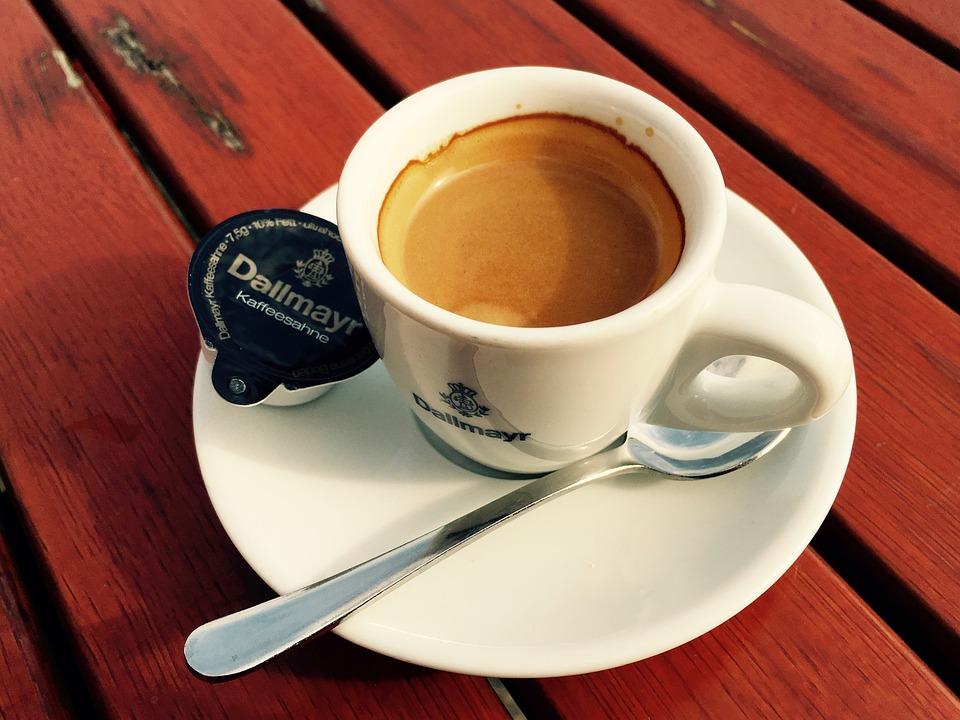 Coffee, Dallmayr, Espresso, Black Coffee