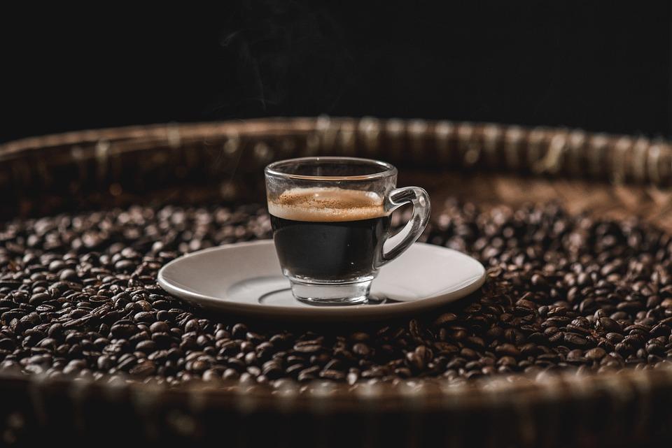 Coffee, Espresso, Coffee Bean, Caffeine, Drink