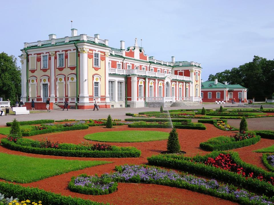 Castle, Tallinn, Estonia, Places Of Interest, Building