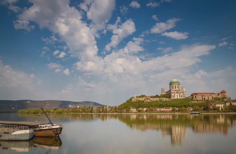 Esztergom, Esztergom Basilica, Danube, štúrovo