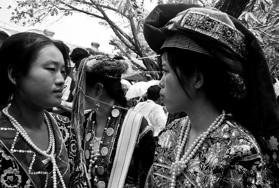 Ethnic, Women, Mae Sot, Burmese