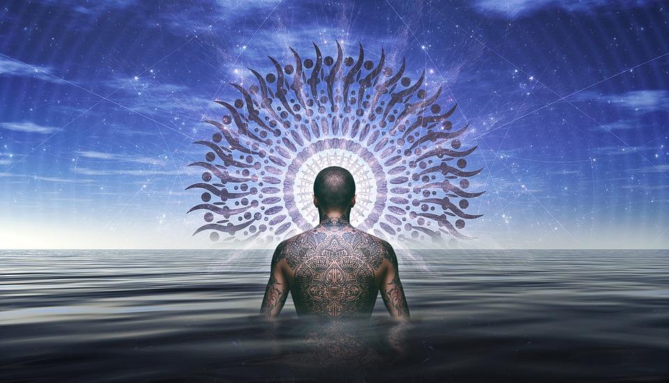 Shaman, Spiritual, Spirit, Tribal, Magic, Ethnic, Light