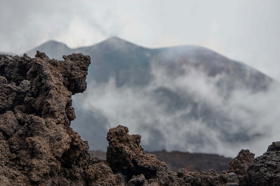 Etna, Volcano, Sicily, Italy, Mountain, Lava, Nature