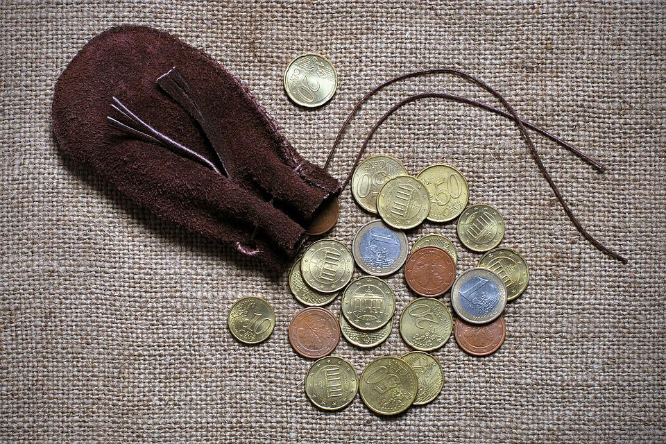 Money, Euro, Coins, Trifle, Income, Currency, Finances