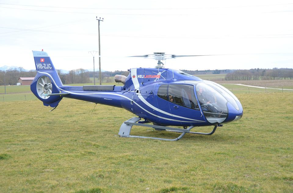 Helicopter, Pre, Flight, Aircraft, Eurocopter