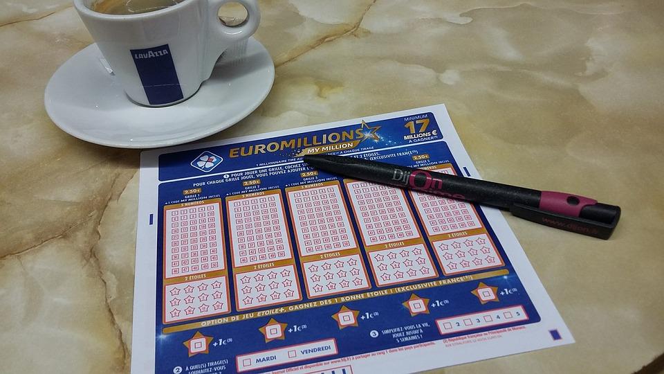 Lottery, Euromillions, Lotto