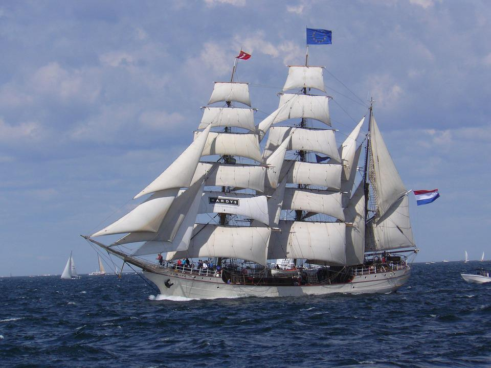 Europa, Sailboat, Fs Senator Brockes