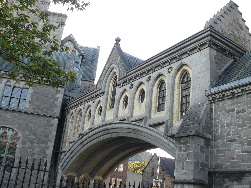 Old, Architecture, Ireland, Irish, Castle, Europe