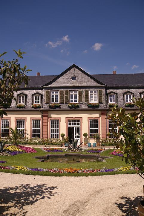 Bad Homburg, Architecture, Germany, Landmark, Europe