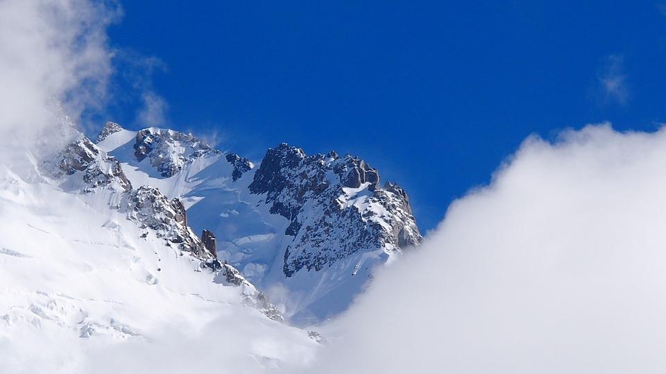 Chamonix, France, Landscape, Europe, Travel, Outdoors
