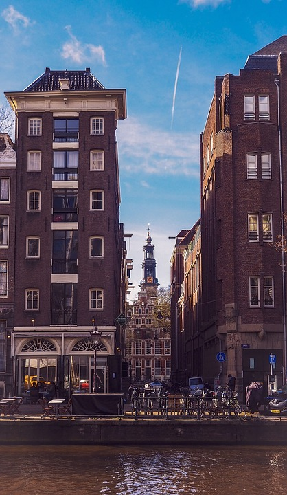 Amsterdam, City, City Scape, Europe, Holland