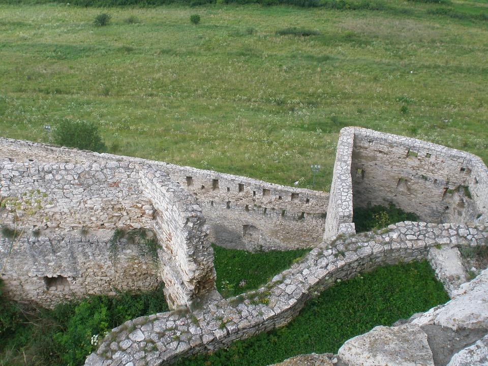 Slovakia, Fortress, Castle, Architecture, Europe