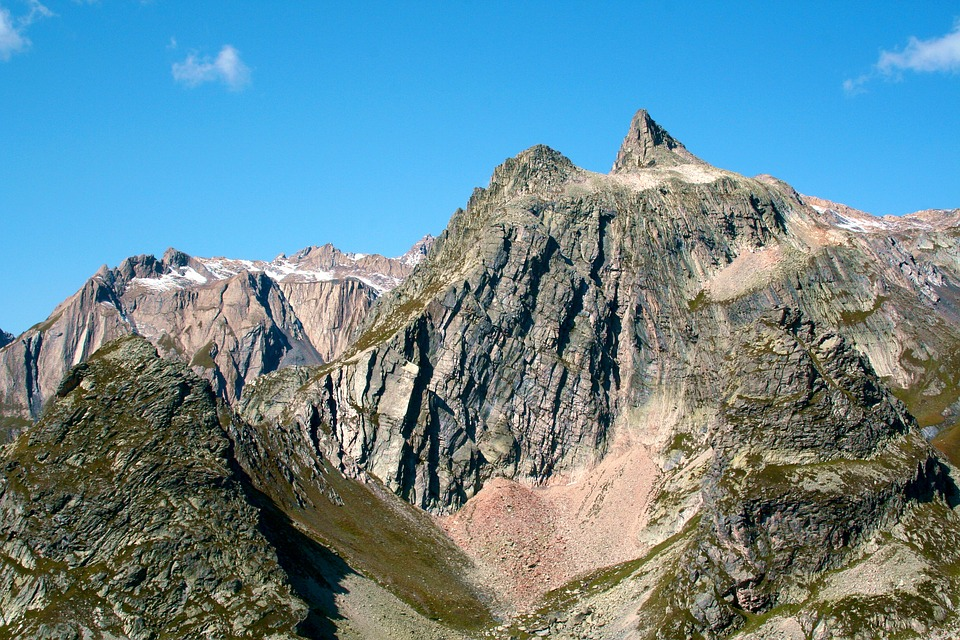 Gran San Bernardo, Alps, Italy, Europe, Monti, Upstream
