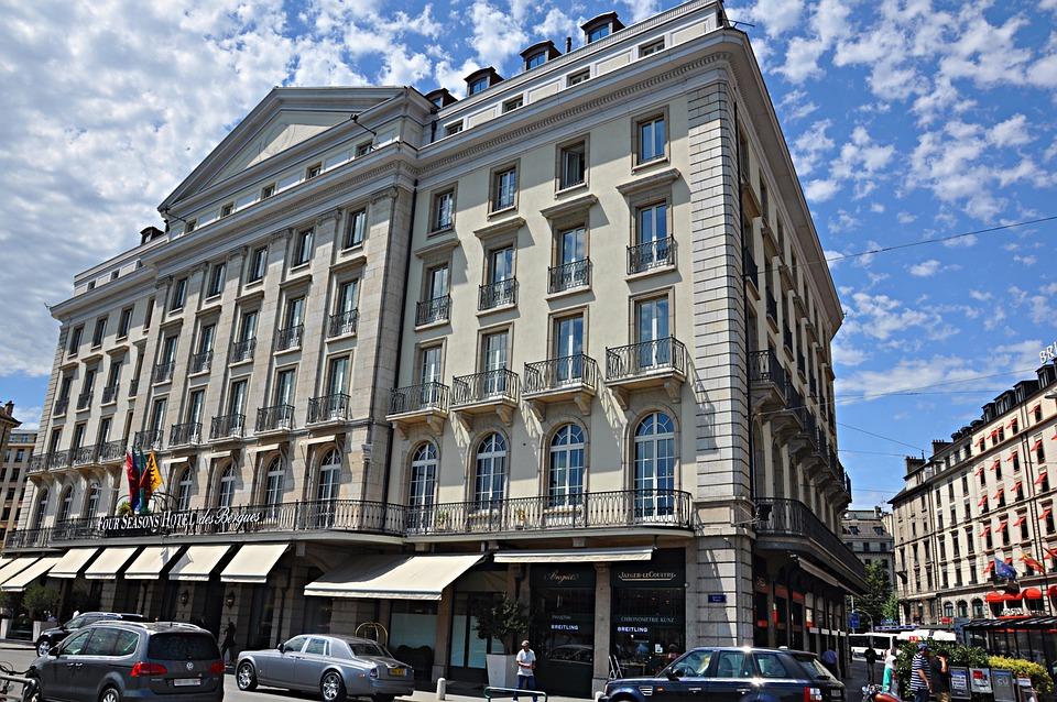 Hotel, Hotels, Switzerland, Geneva, Europe, Catering