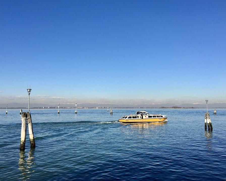 free photo europe italy water taxi italian venice boat max pixel