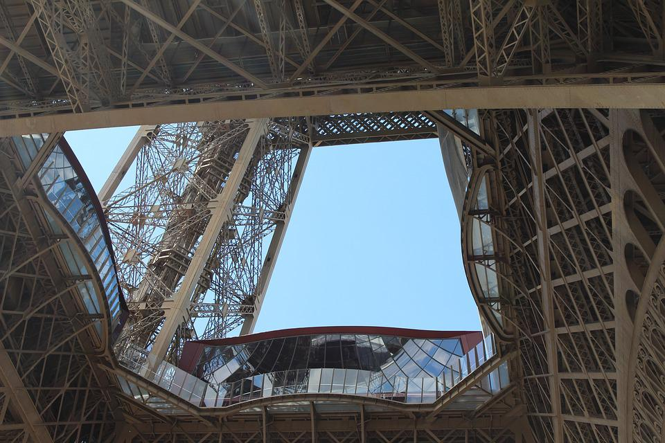 Paris, Eiffel Tower, Structure, Europe, Architecture