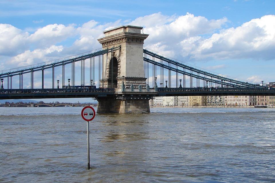 Danube, Budapest, Hungary, Europe, River, Hungarian