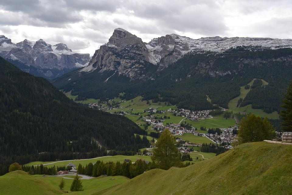 Tyrol, Italy, Landscape, Nature, Travel, Europe, South