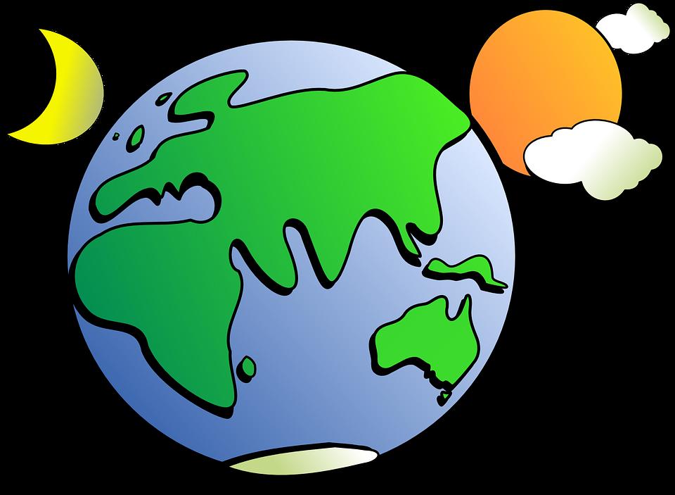 Image result for solar system cartoon
