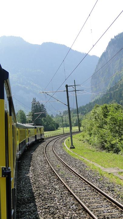 Swiss, Transportation, Railway, Alps, Travel, Europe