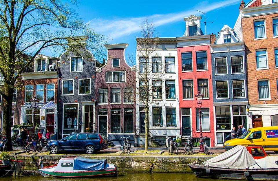 Amsterdam, Europe, Travel Destinations, Canal, Holland